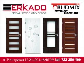 Drzwi firmy ERKADO
