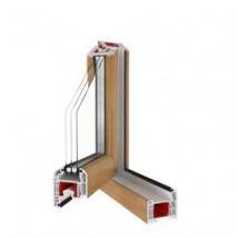 Okno PVC-pięciokomorowe Iglo5 Classic