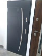 drzwi zewnętrzne / drzwi wewnętrzne