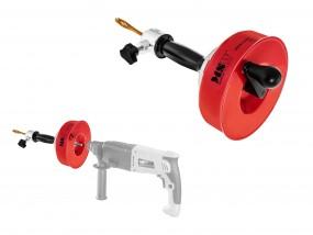 Żmijka sprężyna kanalizacyjna ręczna lub na wiertarkę 2w1 MP10060352