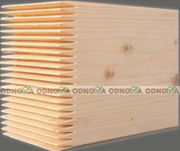Drewno konstrukcyjne klejone wzdłużnie  ( KVH )