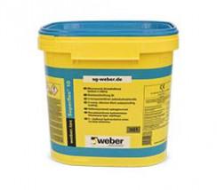 weber.tec Superflex 10 elastyczna grubowarstwowa masa uszczelniająca
