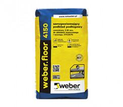 weber.floor 4150 samopoziomujący podkład podłogowy